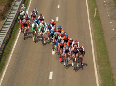 Image result for peloton formation