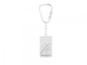 Mens MTB Key Ring